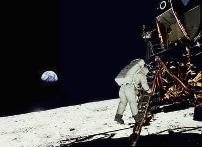 apollo 11 space walk - photo #14