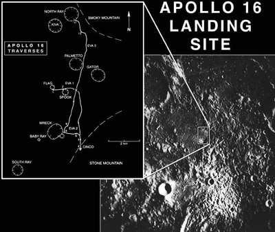 Remembering The Apollo 16 Launch-Four Decades Ago | Aero ...