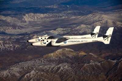 WhiteKnightTwo Back To Flying Status | Aero-News Network