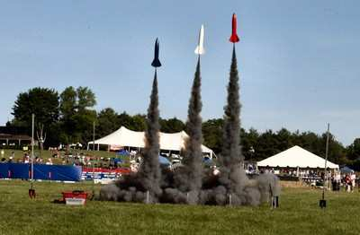 World's Largest Rocket Contest Launches Next Generation Of
