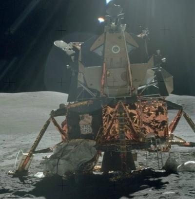 Apollo Lunar Module - Wikipedia