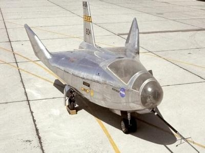 lifting body spacecraft - photo #28