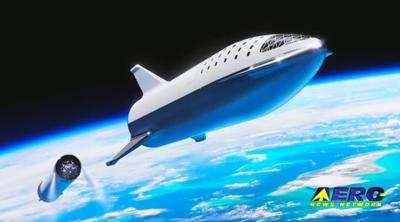 Airborne 09 19 18: SpaceX Moonshot, 747 'Art Car', Nat'l
