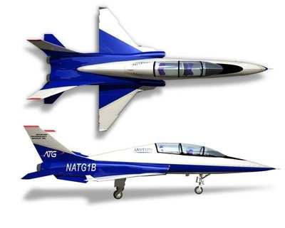 BRAVO ZULU! Javelin Prototype Soars | Airport Journals