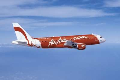 CALC Delivers Two Airbus A320 To AirAsia Group | Aero-News