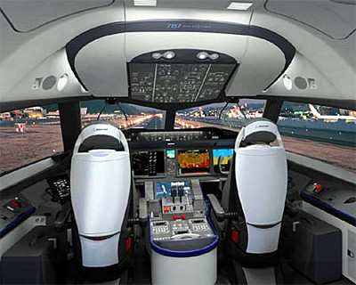 CAE Sells Its First 787 Sims To Qantas, Chinese Training Facility