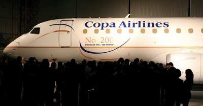 Copa Airlines Receives Embraer 190 Flight Simulator | Aero-News Network