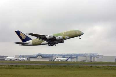 Please Hold Your Applause -- Airbus Says A380 Wiring Work ... on