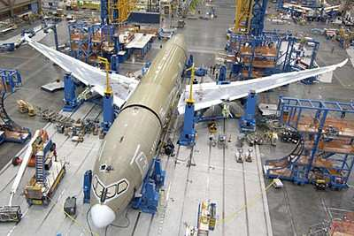 Whoops! Boeing Engineers To Blame For 787 Fastener Problems   Aero