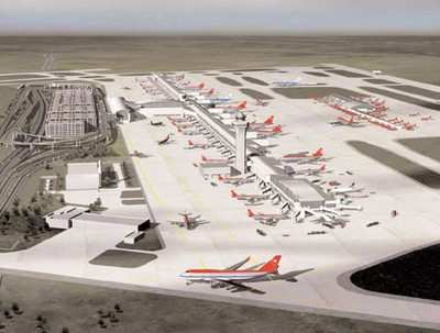 new north terminal at dtw set for wednesday opening aero news network