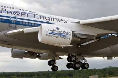 farnborough 08 pratt whitney launches purepower engine family