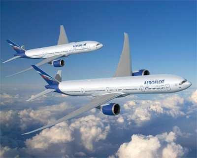 aeroflot russian airlines website
