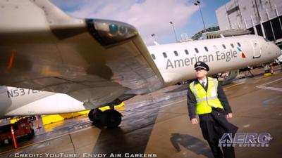 Envoy Air Signs CAE To Cadet Program | Aero-News Network