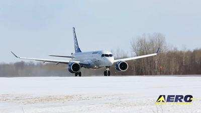 Airborne 11 30 16: C Series Type Ratings, ATC Reform, Highest Air