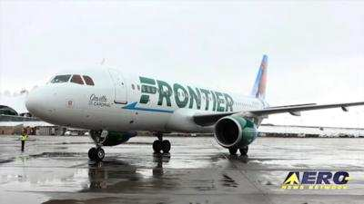 Frontier Enters Third Year Of Negotiations | Aero-News Network