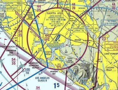 Newport Beach Reaches Tentative Agreement With Faa Over Flight Paths
