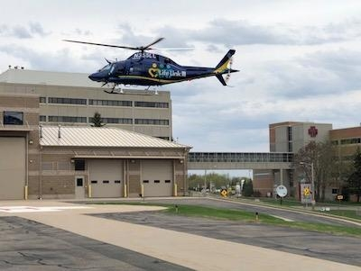 Life Link III Opens New 24/7 Air Medical Helicopter Base In