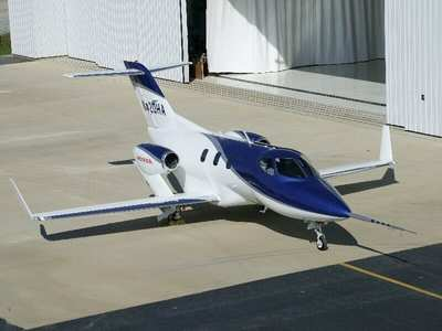 Ann breaking news honda partners with piper aero news for Honda private jet