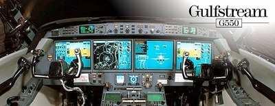 Gulfstream V Type Rating Applies To New G550 Bizjet Aero