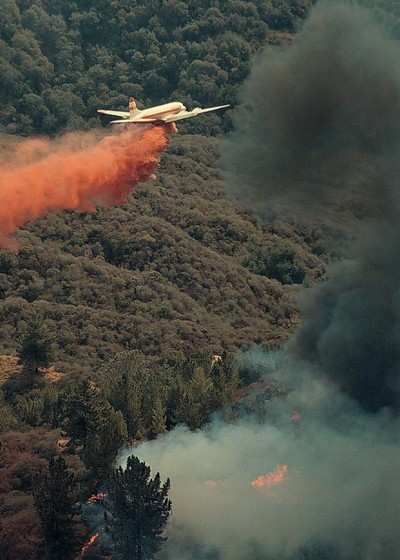 Plane Crash Sites Exposed By Western Wildfires Aero News Network