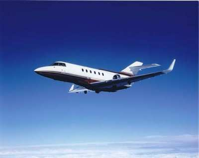 Certified: Hawker 800XPR