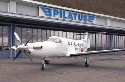 Pilatus Celebrates 100th PC-12 Sold By Denver Dealer   Aero-News Network