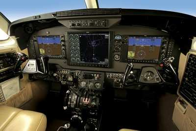 Garmin KingAir C90 G1000Panel 1107a garmin awarded stc for g1000 installation in king air c90 aero King Air 200 at edmiracle.co