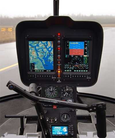 Crownair Aviation To Showcase Glass Panel R44 At Heli Expo