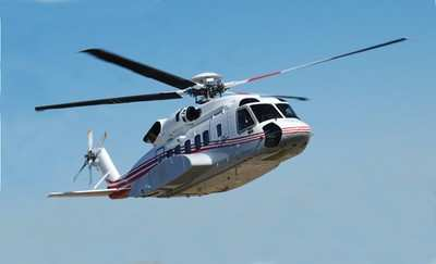 FAA Approves Category A Certification For S-92A   Aero-News Network
