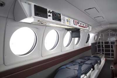 Spectrum Aviation Aircraft Paint Interior