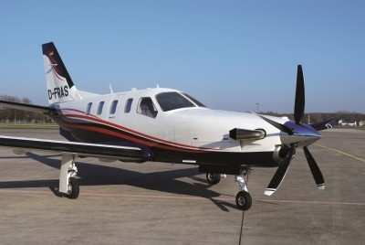 New TBM850 To Be Displayed At AviationExpo Europe In Bitburg
