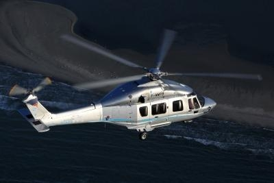 Transport Canada Certifies P&WC's PT6C-67E Engine For Eurocopter