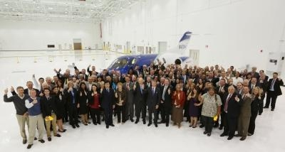 Honda Aircraft Company Also Marked The Opening Of Its State Art Customer Service Facility On Oct 17 2013 New Is An Expansion
