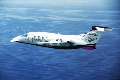 piaggio aero delivers first p.180 avanti ii extended range at
