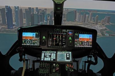 AW169 Flight Training Device Ready For Use | Aero-News Network