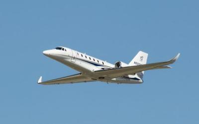 Winglet Technology Set To Start Cessna Citation Sovereign Winglet ...