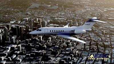 Textron Aviation Suspends Work On Citation Hemisphere   Aero-News
