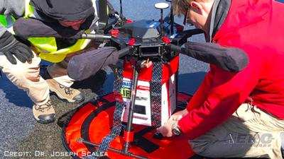AMA Drone Report 11 29 18: Intel Shooting Star, FAA Renewal