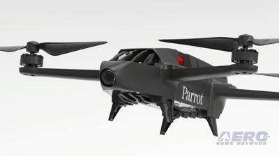 Airborne-Unmanned 11 13 18: Parrot AG Solution, Kratos Expands