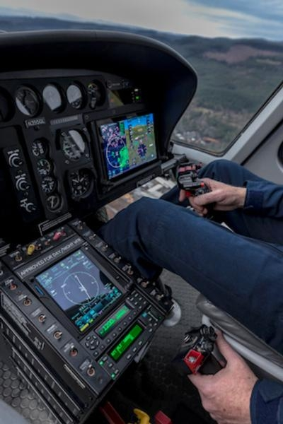 Garmin Reimagines Helicopter Flight Displays | Aero-News Network