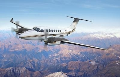 Textron Aviation And King Ranch Launch Special Edition King