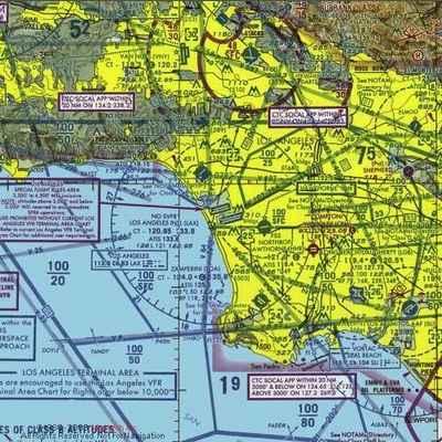 Runway Warning System Operational At LAX AeroNews Network - Us air traffic map