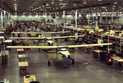 Cessna's Independence Facility Expansion | Aero-News Network