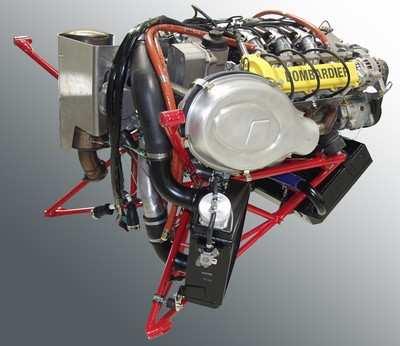 BRP-Rotax Shelves V6 Aircraft Engine Project | Aero-News Network