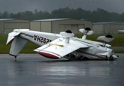 Frances Foils Flight In Florida Aero News Network - Uas-frances