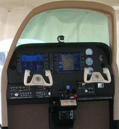 Bonanza, Baron To Come with G1000 | Aero-News Network