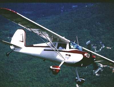 Pilot Lost In Minnesota Cessna 140 Accident | Aero-News Network