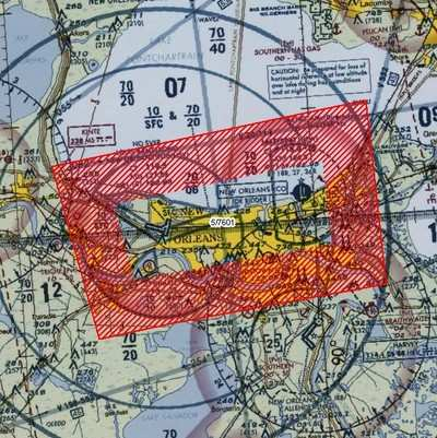 Louisiana TFR: Until Further Notice | Aero-News Network