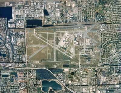 Opa Locka Executive Airport at Opa-locka Executive