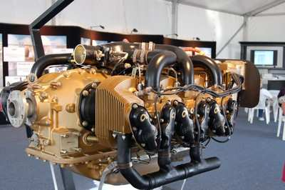 AirVenture Event Marks 100 Years Of Continental Engines